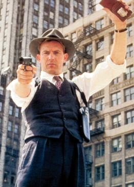 Schatzamtsinspektor Eliot Ness (Kevin Costner)