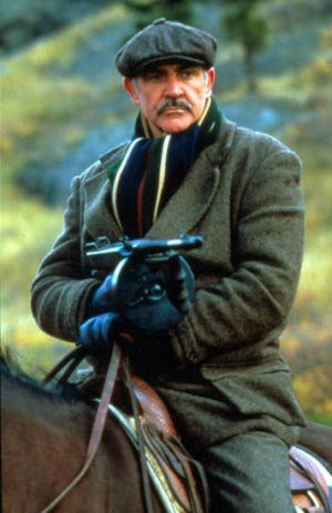 Sean Connery ist Jim Malone