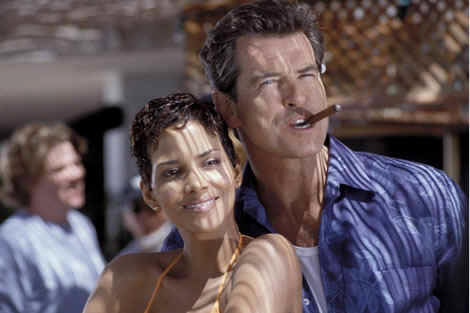Pierce Brosnan als James Bond in 'Stirb an einem anderen Tag'