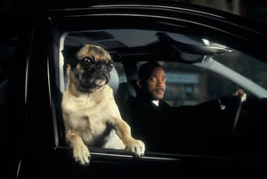 Men in Black 2 mit Will Smith und Tommy Lee Jones