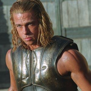 Troja mit Brad Pitt