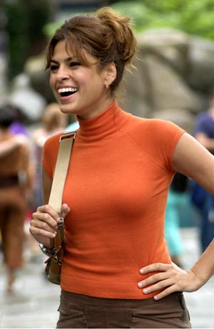 Eva Mendes in