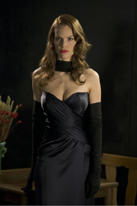 Black Dahlia mit Hilary Swank