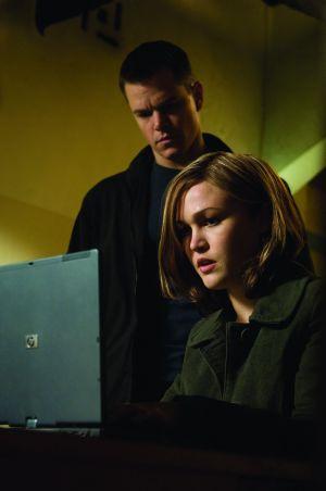 Jason Bourne ermittelt gemeinsam mit Nicky Parsons