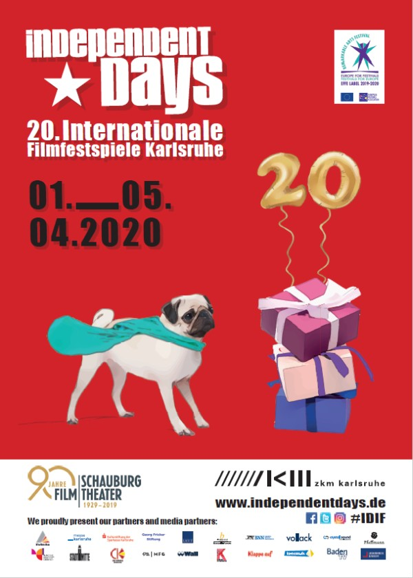 INDEPENDENT DAYS|20. Internationale Filmfestspiele Karlsruhe